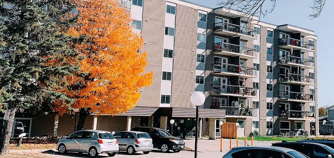 Skyline Apartment REIT - Gloria Gardens Acquisition
